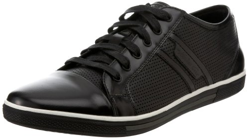 Kenneth Cole New York Herren Down N Up, schwarz, 38.5 EU