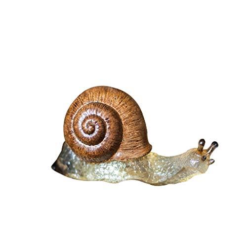 NYKK Ornamento de Escritorio Ornamento del jardín de colección Figuras del hogar del Regalo del Acuario de Escritorio de la decoración artesanías decoración