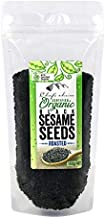 Chef's Choice Organic Roasted Black Sesame Seeds 150 g