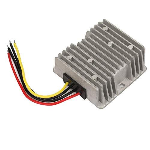 6-20V bis 12V Spannungswandler wasserdicht, Auto Step Up/Down Spannungswandler Spannungswandler wasserdicht Modul Transformator, wasserdicht Netzteil Transformator(5A)