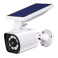 LED太陽光PIRのモーションセンサーランプ屋外の防水IP66のセキュリティカメラPorch Garden Patioの前兆のようなスポットライト