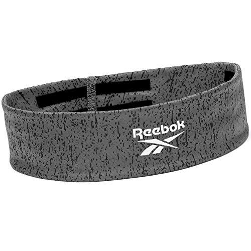 Reebok Banda Para la Cabeza - Gris