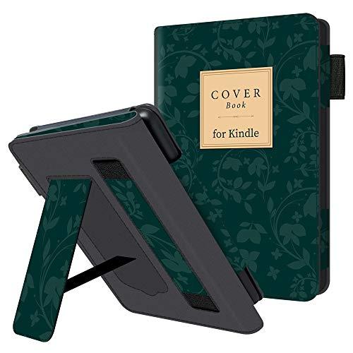 Huasiru Caso di copertura dipinto per il Tutto Kindle Paperwhite (non adatta per Kindle o Kindle Oasis) Case Cover, Copertina del libro