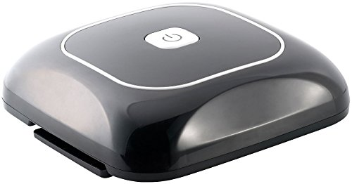 Sichler Haushaltsgeräte Kehr und Wischroboter: Staubwischroboter Basic PCR-1050 mit flexiblem Wischblatt (Staubmagnet elektrisch)