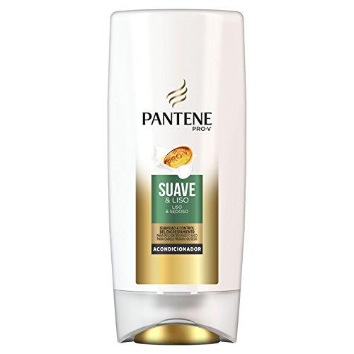 Pantene Pro-V doux & lisse, après-shampooing, douceur et contrôle du encrespamiento – 675 ml