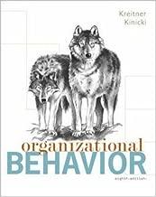 Organizational Behavior by Robert Kreitner (2007-10-09)