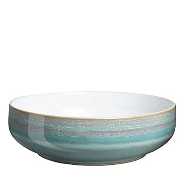 Denby Azure Coast Serving Bowl