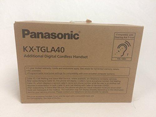 Panasonic Cordless Phone Handset Accessory Compatible with KX-TGL432 / KX-TGL433 Series Cordless...