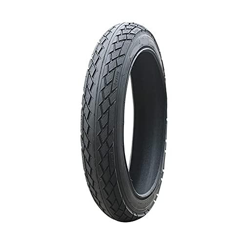 Neumáticos de scooter eléctrico, neumáticos interiores y exteriores resistentes al desgaste de motocicletas, partículas de deslizamiento laterales reforzadas, para ruedas 14/16/18 pulgadas,16x2.50