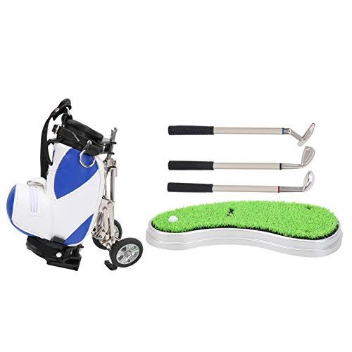 3 Kugelschreiber und Minitasche Golf