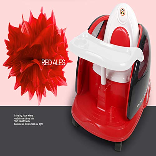 Spielzeugauto Speisewagen Tablett Trolley Fernbedienung Kinder Elektroauto Doppelantrieb Allrad Baby Sitzen Können