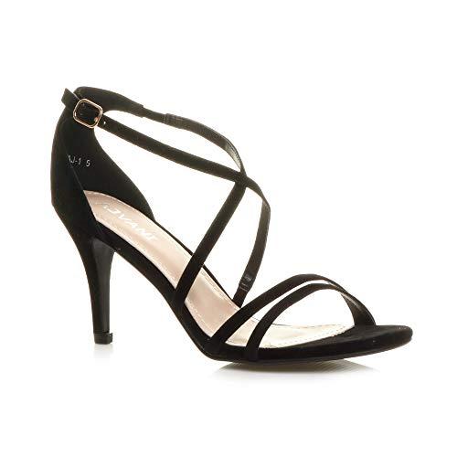 Floss heels o sandalias de tiras finas