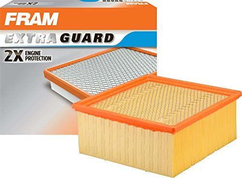 FRAM Extra Guard Air Filter, CA10261 for Select Dodge, Ram and Sterling Truck Vehicles