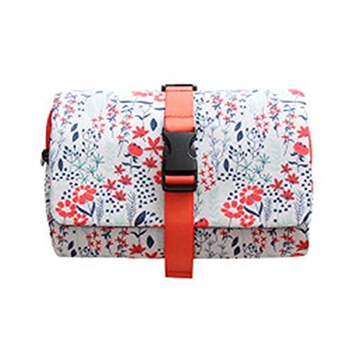 Vians Kulturbeutel Kulturtasche zum Aufhängen Herren & Damen Kosmetiktasche groß Mann Frauen für Koffer & Handgepäck Waschtasche Reise-Tasche