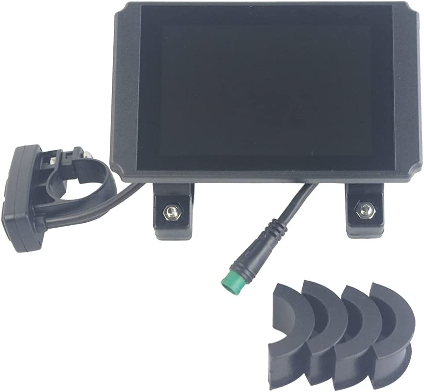 LECHEN Ebike Conversion New Orleans Mall Kit Accessories KT-LCD8H WP Display cheap with
