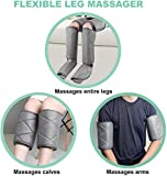 Zoom IMG-2 renpho massaggiatore gambe a compressione