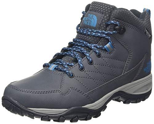 THE NORTH FACE Damen W Storm Strike 2 WP Trekking-& Wanderstiefel, Grau (Ebony Grey/Griffin Grey GU8), 38 EU