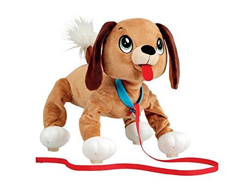 Peppy Pup - Peluche Perrito Camina Contigo (Giochi Preziosi PEP00300)