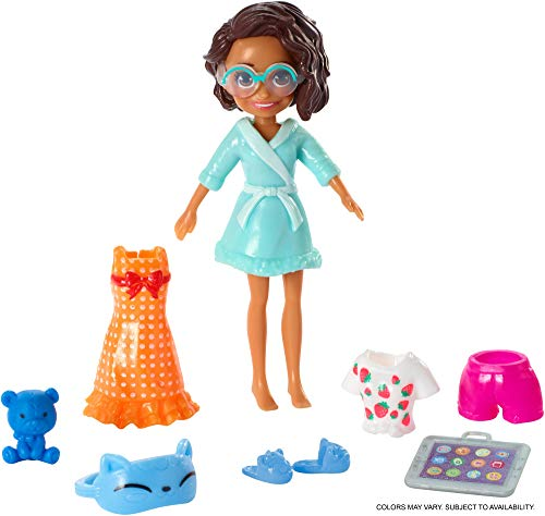Polly Pocket Slumber Party Shani