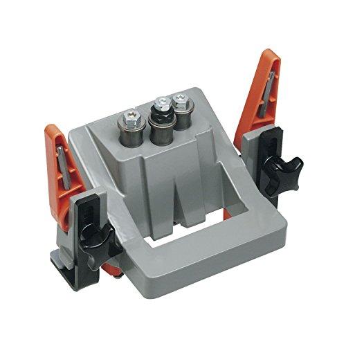 Dima di foratura per cerniere ECODRILL BLUM per cerniere Clip Top | Alluminio pressofuso | Cerniera a tazza ø = 35 mm