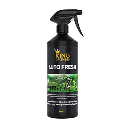 Ambientador coches King of Sheen Auto Fresh eliminador
