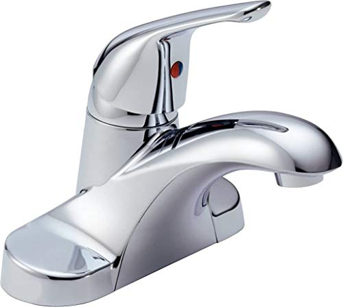 Delta Faucet B501LF, 4.25 x 6.13 x 4.25 inches, Chrome