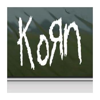 Korn Issues Album Cover Metal Music Vinyl Sticker for car bumper laptop window