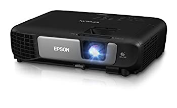 Epson Pro EX7260 WXGA 3,600 lumens color brightness  color light output  3,600 lumens white brightness  white light output  wireless HDMI MHL 3LCD projector