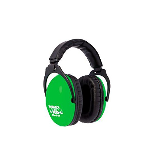 Pro Ears - ReVO - Hearing Protection - NRR 25 - Youth and Women Ear...
