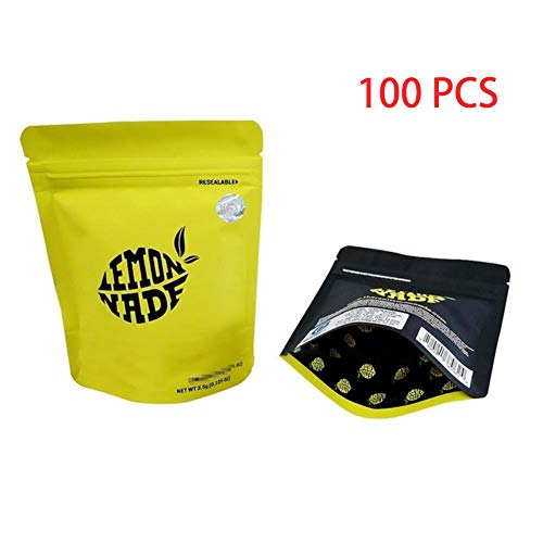 Keksbeutel Deodorant Cali Bag SF Polyester Folienbeutel Heimdekoration (Farbe: D, Größe: 100 Stück)