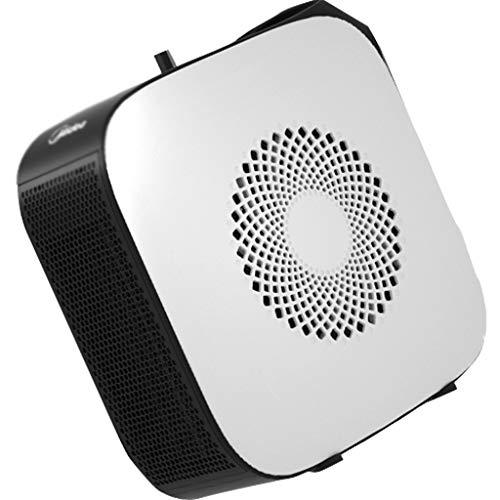 SYHSZY Emisores térmicos Calentadores Eléctrico Portátil Oscilante Hogar Eléctrico De Ahorro De Energía Cerámica Portátil Escritorio De Oficina Mini Calentador De Calor Rápido Pequeño