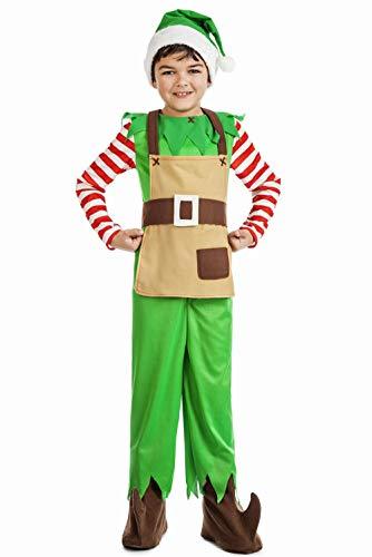Déguisement d'Elfe de Noël pour enfants