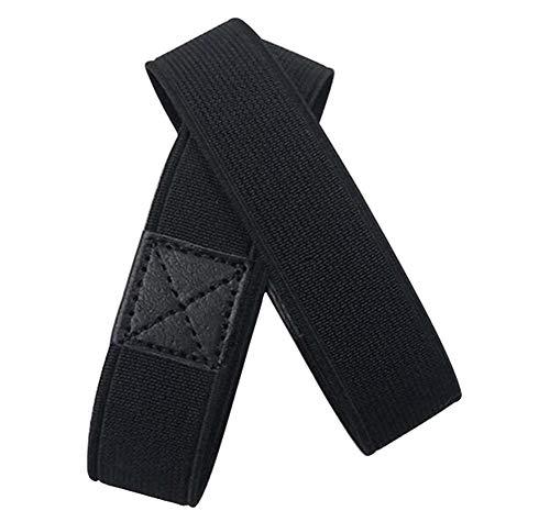 2 Paar elastische Schuhgurte, abnehmbare Schuhbänder für High Heels, E01