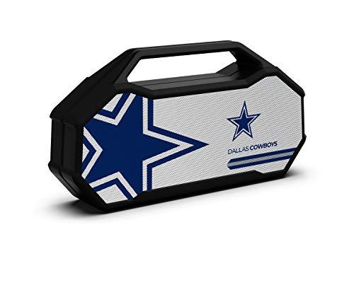 NFL Dallas Cowboys XL Wireless Bluetooth Speaker, Team Color