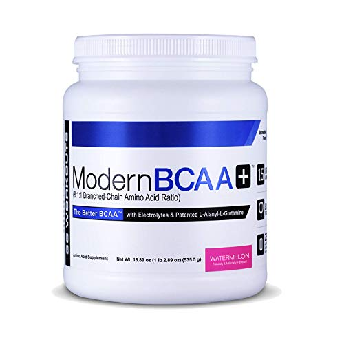 Modern Sports Nutrition BCAA+, Watermelon, 535 g