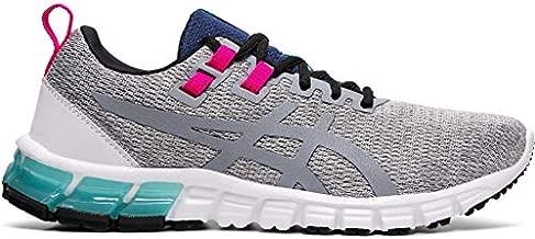 ASICS Women's Gel-Quantum 90 Running Shoes, 9M, Piedmont Grey/Sheet Rock