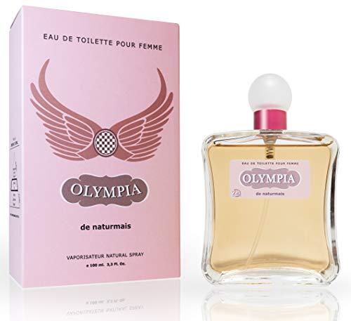 Olympia Eau De Parfum Intense 100 ml. Compatible con Olympea, Perfume Equivalente de Mujer