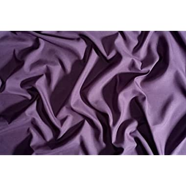 PeachSkinSheets Night Sweats: The Original Moisture Wicking, 1500tc Soft REGULAR KING Sheet Set EGGPLANT