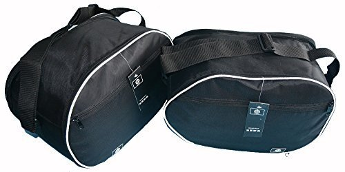 1 par Maleta bolsillos interiores para interiores Yamaha