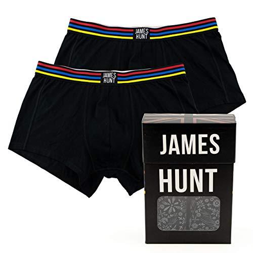 MBA-SPORT James Hunt Boxershorts Helmet Doppelpack (XXL/3XL)