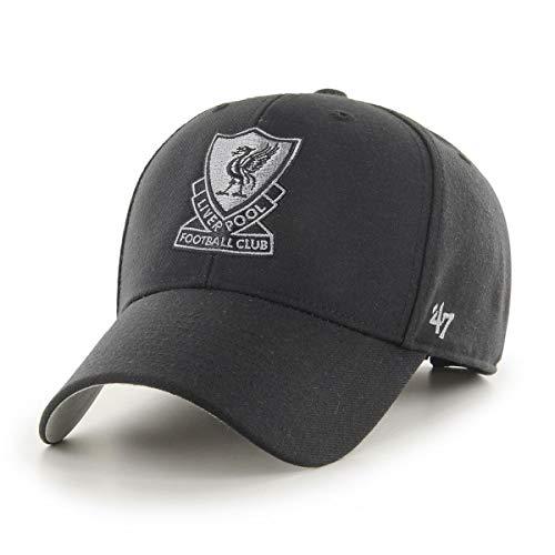47 Brand FC Liverpool Adjustable cap MVP EPL Black/Grey - One-Size