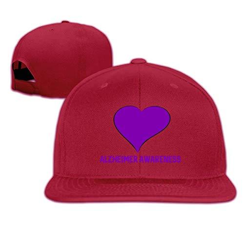 Eileen Powell Alzheimer Awareness Unisex Hüte Classic Baseball Caps Sporthut Peaked Cap