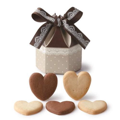 プチギフト お菓子 お礼 お返し 会社『ポ ンパド ール(クッキー)』結婚式 退職 ありがとう 感謝 イベント 業務用 個包装 販促(20個セット)