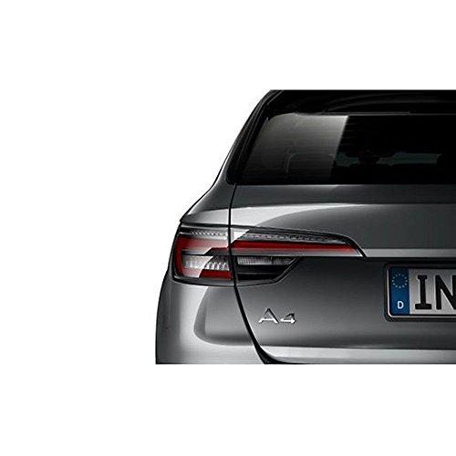 Originele Audi A4 S4 (B9 8W) Avant LED achterlichten donker zwarte achterlichten donker tuning achterlichten 8W9052100