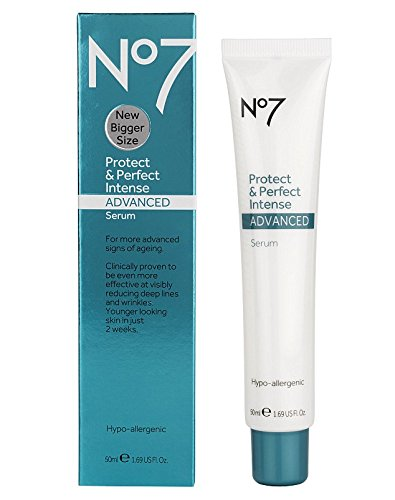 No7 Protect & Perfect Intense ADVANCED Serum ***50ml*** FOR MORE ADVANCED...