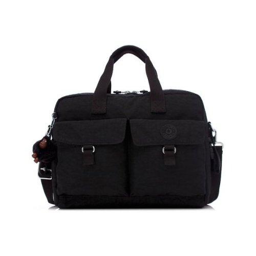 Kipling New Large Baby Bag with Changing Mat TM2406 - Black