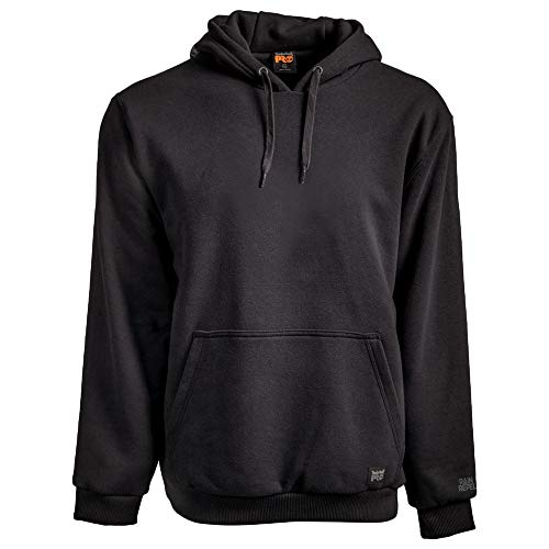 Timberland PRO Men's A12CR Double Duty Pullover - X-Large - Jet Black