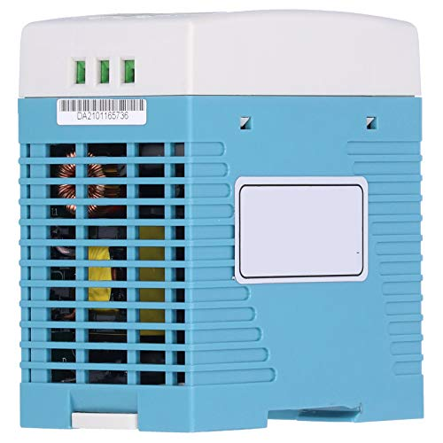 Adaptador de fuente de alimentación Interruptor de transformador, fuente de alimentación Carril DIN Industrial 100W/12V/7.5A MDR ‑ 100‑12 Voltaje de entrada 100‑240VAC