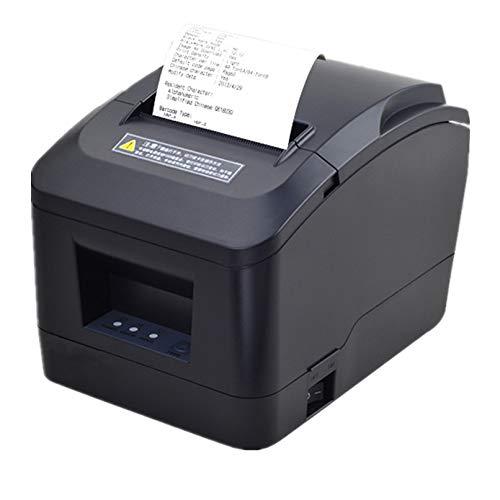 SHIJING Hoge kwaliteit 80mm factuur tape printer small-Ticket cassenprinter supermarkt winkel thermodruk A160M automatische snijder
