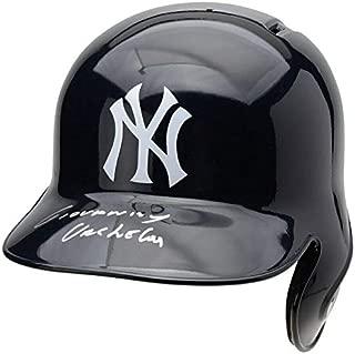 GIO URSHELA Autographed New York Yankees Batting Helmet FANATICS - Fanatics Authentic Certified - Autographed MLB Helmets